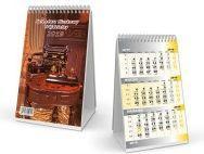 SAPT Kalendarz biurkowy trójdzielny 2019 SB11