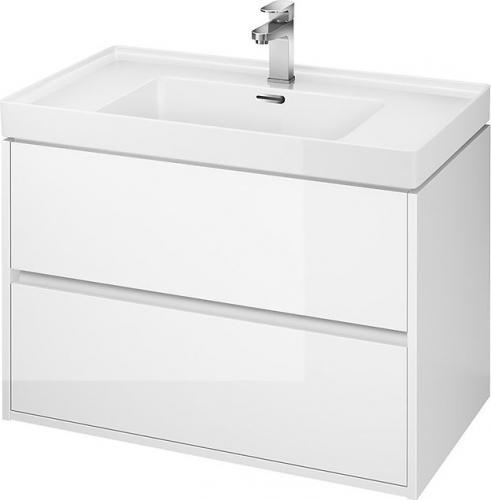Cersanit Szafka podumywalkowa Crea 79,4cm biały (5902115724305)