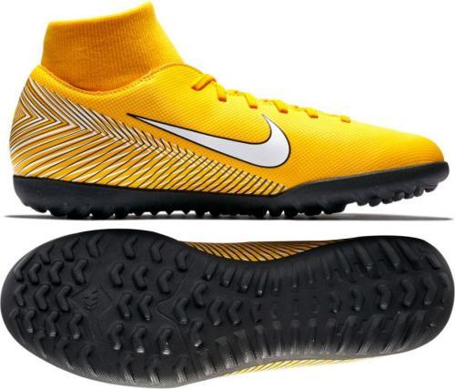 Nike Buty piłkarskie Mercurial Neymar SuperflyX 6 Club TF żółte r. 44 (AO3112  710 12d6192b8f345