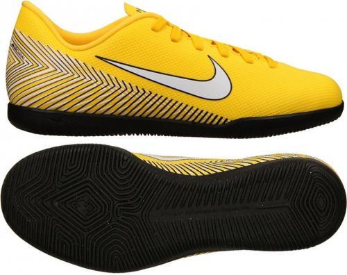 Nike Buty juniorskie Mercurial Vapor 12 Club Neymar IC żółte r. 33.5 (AO9477 710)