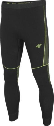4f Spodnie męskie H4Z18-BIMB002D czarna r. M/L