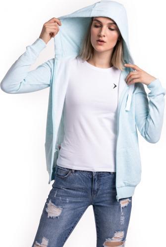 4f Bluza damska H4Z18-BLD001 miętowa r. M