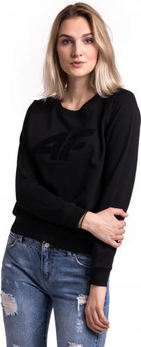 4f Bluza damska H4Z18-BLD002 czarna r. S