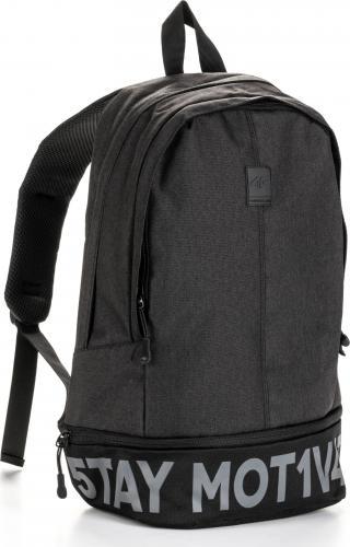 580afec44b732 4f Plecak sportowy H4Z18-PCU002 15L grafitowy