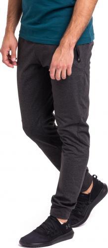 4f Spodnie męskie funkcyjne H4Z18-SPMTR001 ciemnoszare r. L