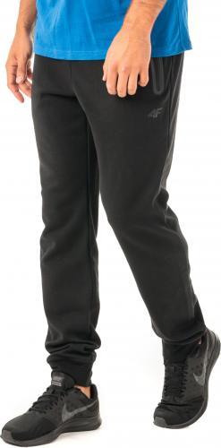 4f Spodnie męskie H4Z18-SPMD006 czarne r. M
