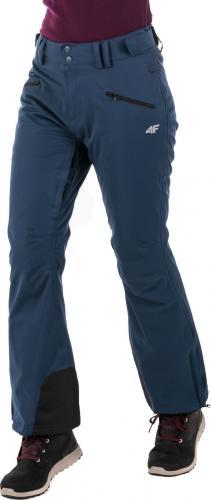 4f Spodnie narciarskie damskie H4Z18-SPDN002 granatowe r. L