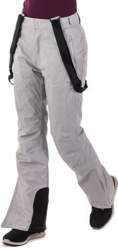 4f Spodnie narciarskie damskie H4Z18-SPDN001 szare r. L