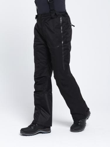 4f Spodnie  narciarskie męskie H4Z18-SPMN004 czarne r. L