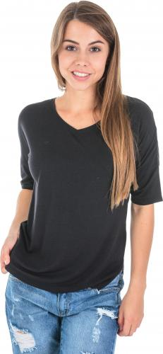 4f Koszulka damska longsleeve H4Z18-TSDL001 czarna r. S
