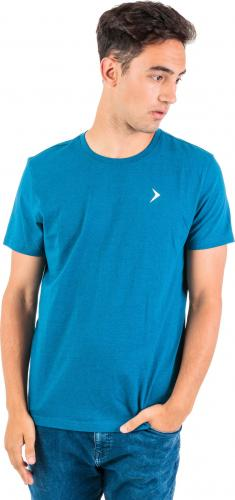 Outhorn Koszulka męska Basic Active Tee niebieska r. L