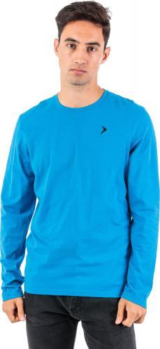 Outhorn Koszulka męska longsleeve Basic Comfort niebieski r. L
