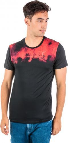 Outhorn Koszulka męska Quick Dry Gradient Mesh czarny r. L