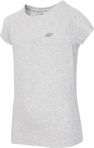 Outhorn Koszulka dziecięca HJZ18-JTSD001 szara r. 146