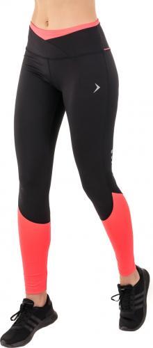 Outhorn Legginsy fitness damskie Quick Dry Duo Slim łososiowy r. S