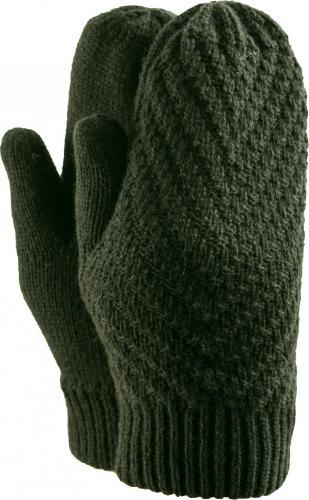 Outhorn Rękawiczki damskie HOZ18-REU608 khaki r. XS/S