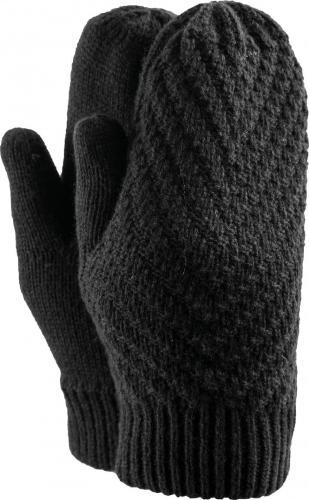 Outhorn Rękawiczki damskie HOZ18-REU608 czarne r. XS/S