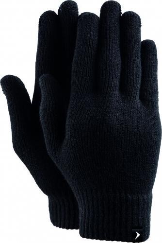 Outhorn Rękawiczki unisex HOZ18-REU600 czarne r. M