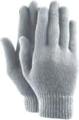 Outhorn Rękawiczki unisex HOZ18-REU600 ciemnoszary melanż r. M