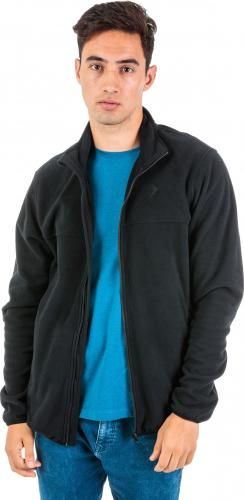 Outhorn Bluza męska Warmy Collar Basic czarna r. L