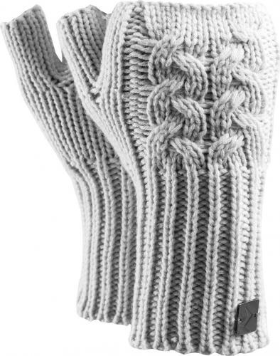 Outhorn Ocieplacze na ręce unisex HOZ18-OCP603 jasnoszare r. L/XL