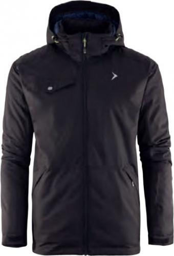 Outhorn Kurtka narciarska męska Snow Tech Pocket czarna r. XL