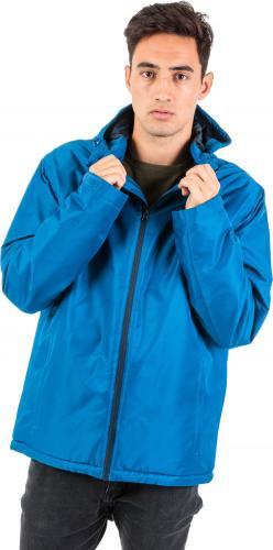 Outhorn Kurtka męska HOZ18-KUMN600 Snow Tech Basic XPRO 3000 niebieski r. XXL