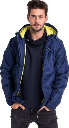 Outhorn Kurtka narciarska męska Snow Tech Basic XPRO 3000 denim r. M