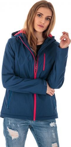 Outhorn Kurtka narciarska damska HOZ18-KUDN601 niebieski melanż r. M