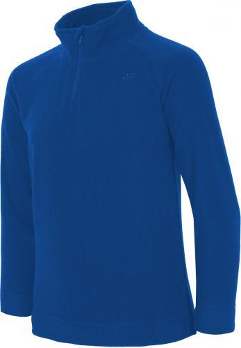 Outhorn Bluza dziecięca niebieska r. 152 (HJZ18-JBIUP001)