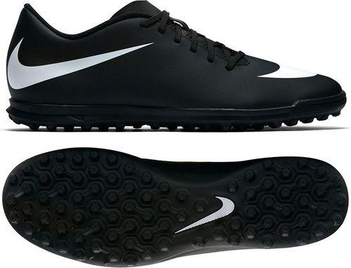 Nike Buty męskie BravataX II TF  czarne r. 44,5 (844437-001)