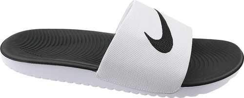 Nike Kawa Slide Gs/Ps białe roz. 40 (819352-100)