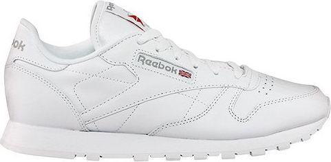 Reebok Buty damskie Classic Leather białe r. 38 (50151)