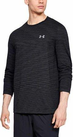 Under Armour Bluza męska Vanish Seamless czarna r. M (1325629-001)