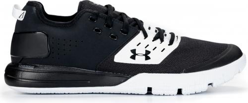 Under Armour buty męskie Charged Ultimate 3.0 black/white r. 44.5  (3020548001)