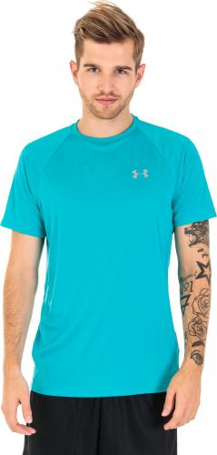 Under Armour Koszulka męska Speed Stride Short Sleeve-Blu Deceit/Reflective r. M (1289681439)