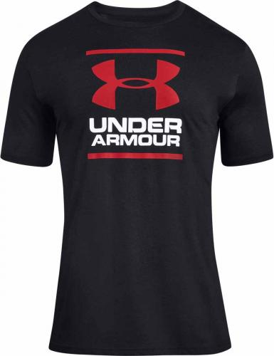 Under Armour Koszulka męska UA GL Foundation SS Black r. L (1326849001)