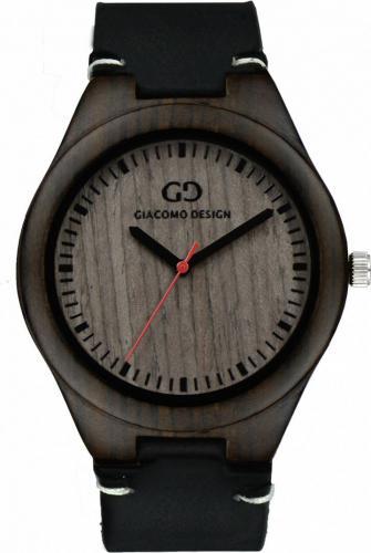 Zegarek Giacomo Design Drewniany męski GD08013