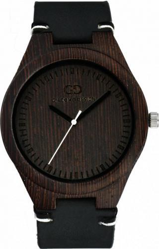 Zegarek Giacomo Design Drewniany męski  GD08010