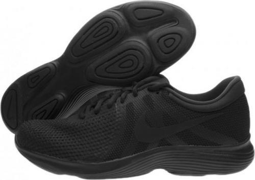 Nike Buty męskie Revolution 4 czarne r. 42 (AJ3490-002)
