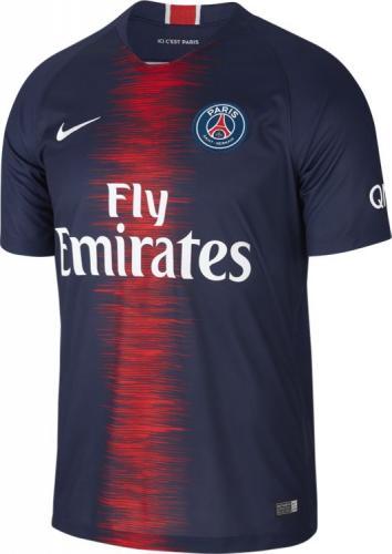 Nike Koszulka męska  Breathe PSG Home Stadium granatowo-czerwona r. XL (894432 411)