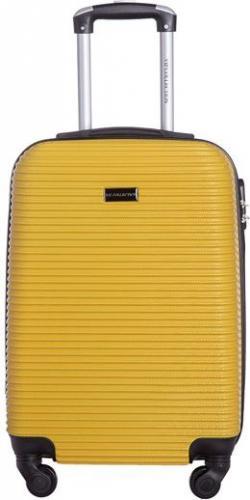 fb2a3aa4b7557 VIP Collection Walizka Sierra Madre 41L żółta (SIERRA MADRE 20 DYEL)