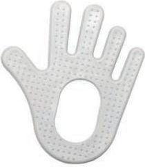 Mamajoo Gryzak Miękki ręka Biały (9653)