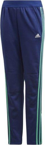 Adidas Spodnie dziecięce YB F Striped PS granatowe r. 146 cm (CV9148)