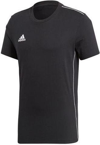 Adidas Koszulka męska Core 18 Tee czarna r. XXL (CE9063)