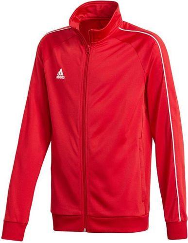 Adidas Bluza piłkarska Core 18 Pes czerwona r. 152 cm (CV3579)