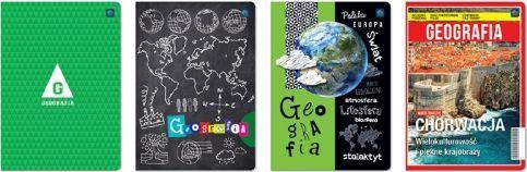 Interdruk Zeszyt 60k Kratka Geografia