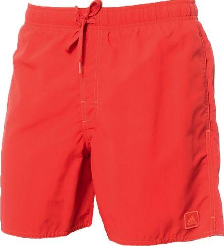 Adidas Spodenki męskie Solid Short SL czerwone r. XS (S22263)