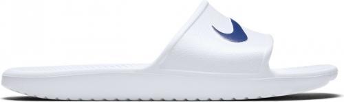 Nike Klapki męskie Kawa Shower białe r. 47.5 (832528-100)