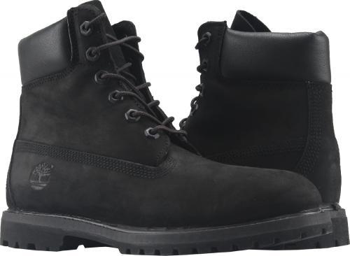 Timberland Buty damskie 6 Premium In Boot czarne r. 39 (8658A)